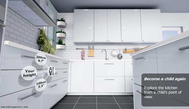 Ikea lancia app per arredare cucina virtuale software 2 0 for App per arredare