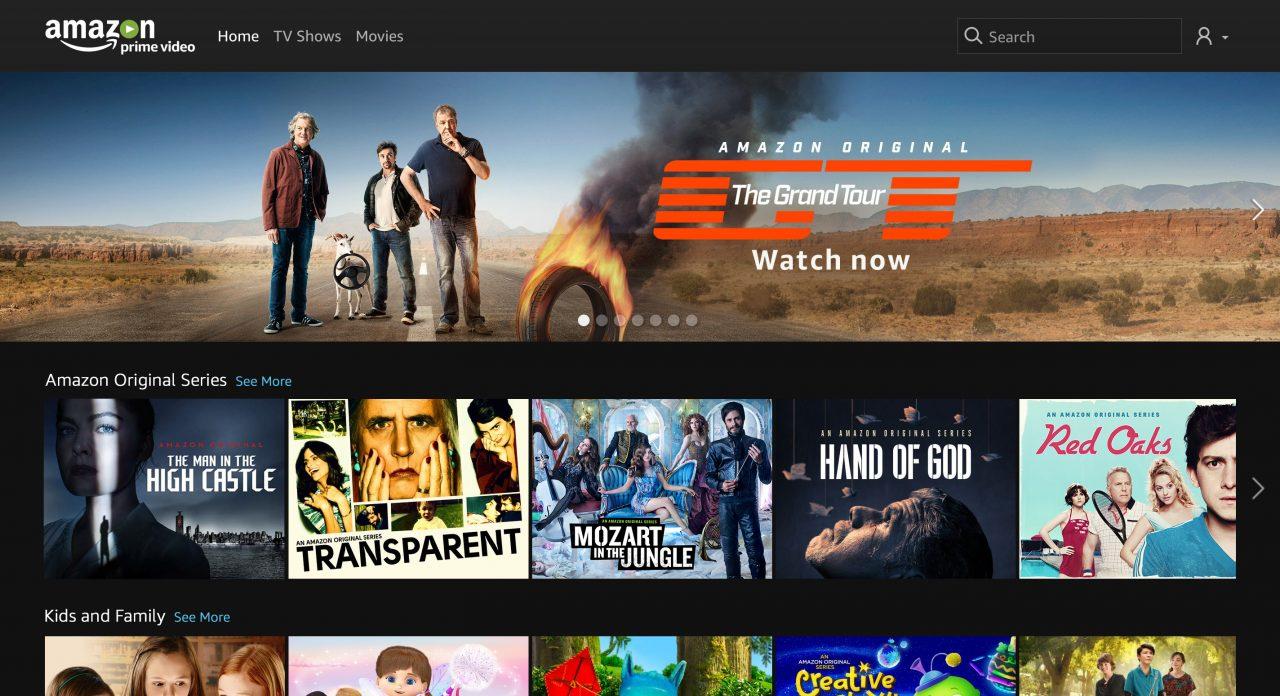 Amazon: dichiara guerra a Netflix, estende servizi streaming a 200 Paesi