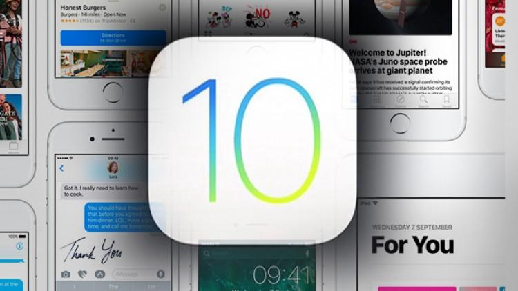 IOS 10 sfonda quota 76% sui dispositivi Apple attivi